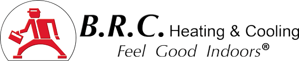 brc heating cooling logo